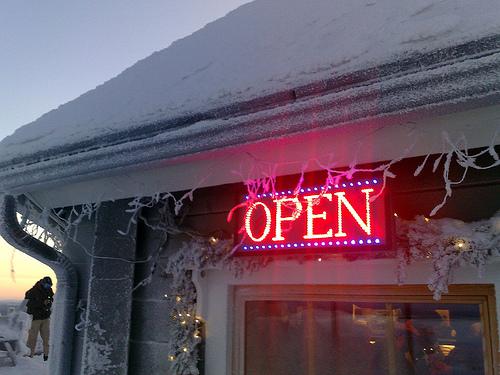 Lapland ski center