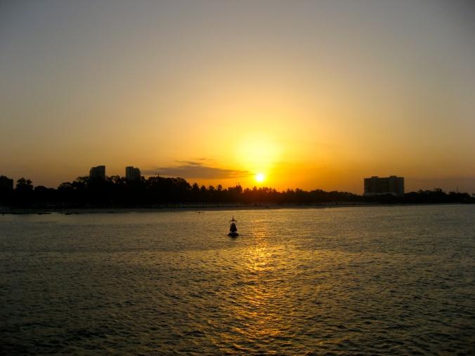 Dar es Salaam Sunset