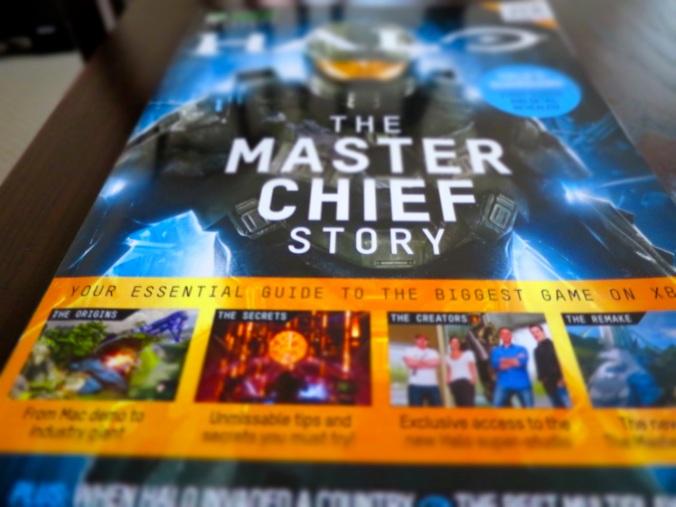Master Chief Story