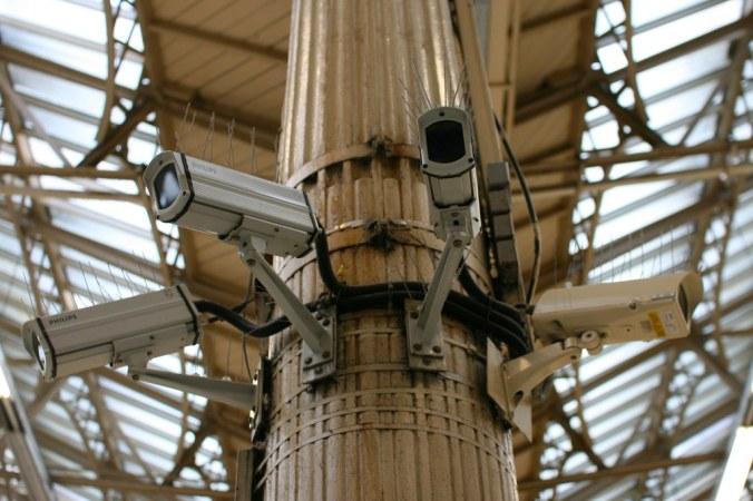 CCTV panopticon